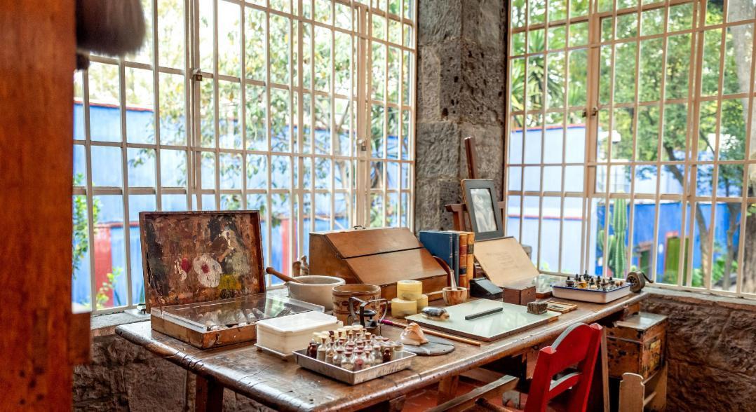 Casa Azul de Frida Kahlo-posdata Digital press