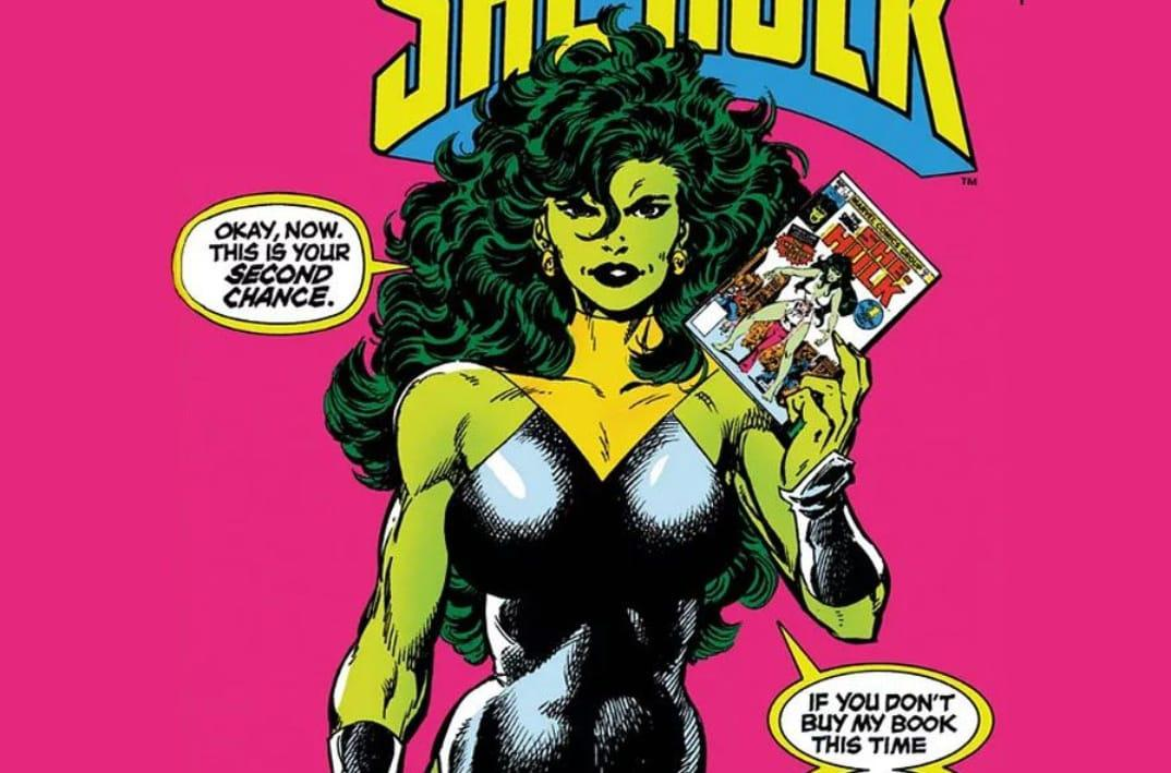 "La serie de ""She-Hulk"" prepara su realización en Disney Plus-posdata-digital-press"