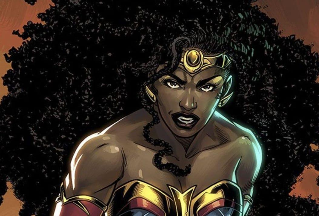 Wonder Woman negra en DC Comics-posdata-digital-press