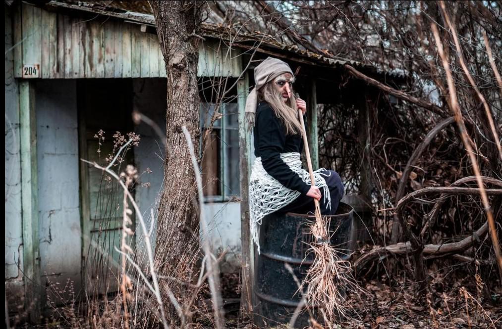 La bruja de Saratov