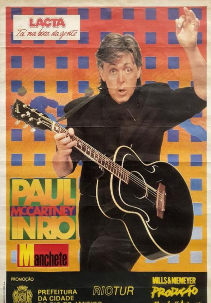 Paul in Rio-posdata digital press