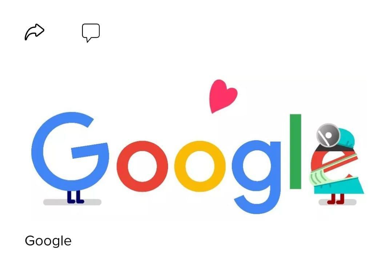 El doodle de Google -posdata digital press