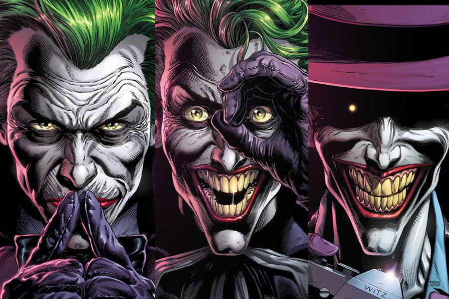 "Las identidades de los ""Tres Jokers"" de DC Comics-posdata-diital-press"